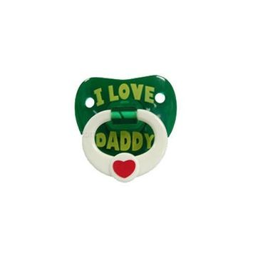 Billy Bob Teeth Billy Bob Pacifier - I love my Daddy