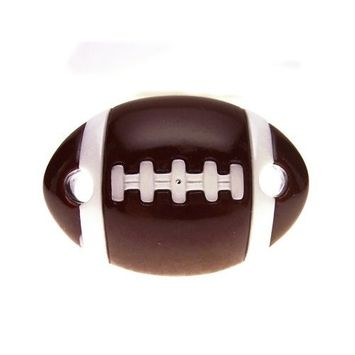 Billy Bob Teeth Mighty Mite Baby Pacifier (Football) (Discontinued by Manufacturer)