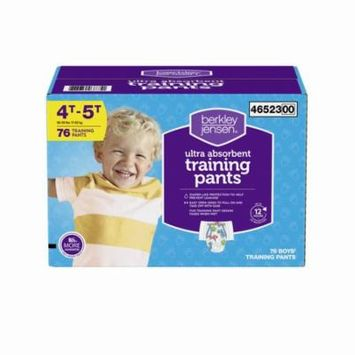 Berkley Jensen Training Pants for Boys, Size 4T-5T, 76 ct. (diapers - Wholesale Price