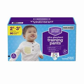 Berkley Jensen Training Pants for Boys, Size 2T-3T, 90 ct. (diapers - Wholesale Price