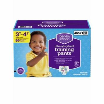 Berkley Jensen Training Pants for Boys, Size 3T-4T, 86 ct. (diapers - Wholesale Price