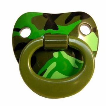 Billy Bob Teeth 50740 Camo Baby pacifier