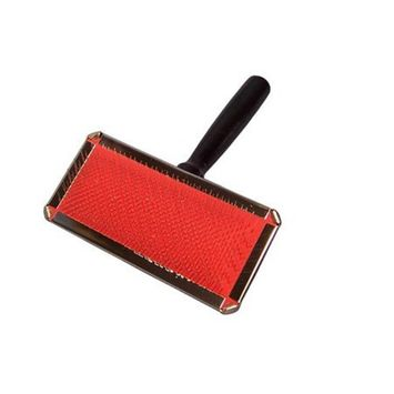 #1 All Systems Dog Grooming Slicker Brush-Large