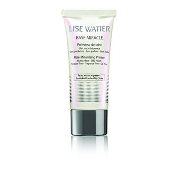 Lise Watier Base Miracle Pore-Minimizing Primer, Combination to Oily Skin, 1 fl oz [Combination to Oily Skin]
