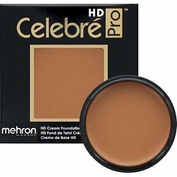 Mehron Makeup Celebre Pro-HD Cream Face & Body Makeup, MEDIUM DARK 2 (0.9 oz)