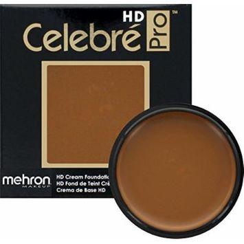 Mehron Makeup Celebre Pro-HD Cream Face & Body Makeup, DARK 1 (0.9 oz)