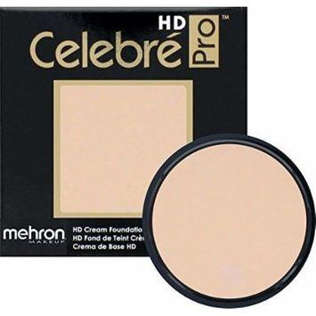 Mehron Makeup Celebre Pro-HD Cream Face & Body Makeup, LIGHT 1 (0.9 oz)