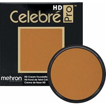 Mehron Makeup Celebre Pro-HD Cream Face & Body Makeup, MEDUIM 3 (0.9 oz)