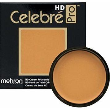 Mehron Makeup Celebre Pro-HD Cream Face & Body Makeup (.9oz) (MEDIUM OLIVE)