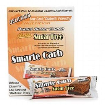 NuGo Smarte Carb Low-Carb Bars Peanut Butter Crunch, 12 pk 1.76oz.x 12 Pack