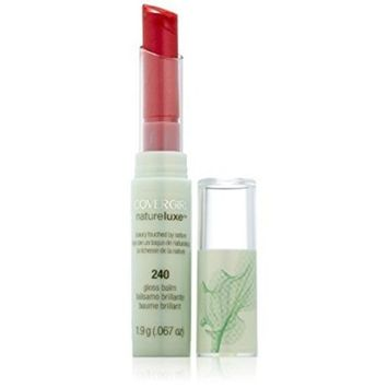 Covergirl Natureluxe Gloss Balm Muscat 240, 0.067-Ounce by CoverGirl