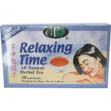 Relaxing Time All Natural Herbal Tea