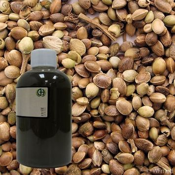 GreenHealth Hemp Seed Oil – 8 fl oz (237 ml) – 100% Pure Virgin Cold Pressed