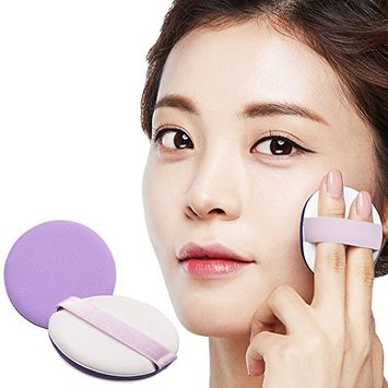 EYX Formula Hihg quality Professional cushion air Puff with BB creams,Foundation Reusable blush Air Cushion Puff makeup tool for calm makeup