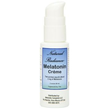 Natural Radiance Melatonin Crème (