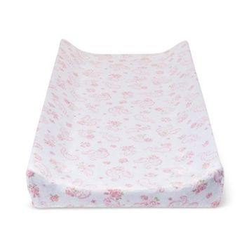 Nursery Pink Paisley Changing Pad Cover - Simply Shabby Chic®
