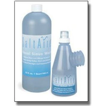 SaltAire Sinus Relief Dispenser Bottle - 14 Oz
