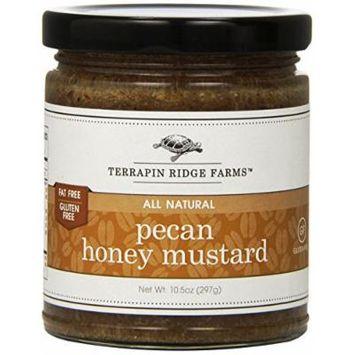 Terrapin Ridge Farms Pecan Honey Mustard, 10.5 Fluid Ounce