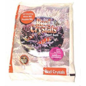 Instant Ocean Reef Crystal Sea Salt Marine Mix, 25-Gallon