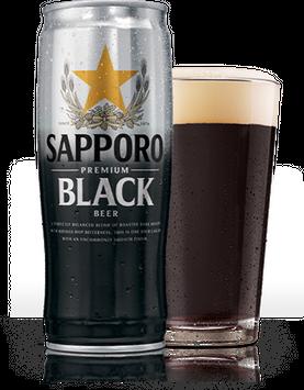 Sapporo Premium Black