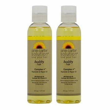 Jane Carter Healthy Hair Complex 4 Replenish & Repair Oil 6oz / 177ml