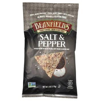 Beanfields Salt & Pepper Bean & Rice Chips - 6 oz