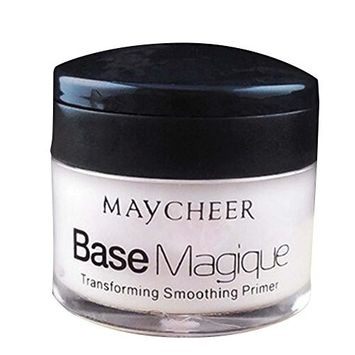 Magic Face Primer,Face Foundation Primer Firming Flawless Base Concealer Cream