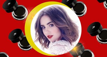 Famous Fans: Lily Collins' Brow Secret