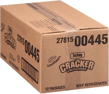 Armour® Lunchmakers® Turkey Cracker Crunchers with