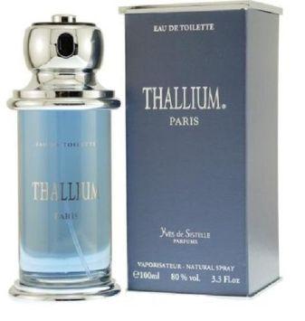 Jacques Evard Thallium Eau de Toilette Spray for Men