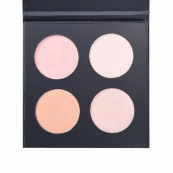 Makeup Kit-Pretty See High Light Palette Pro Highlighter Makeup Kit with Brush