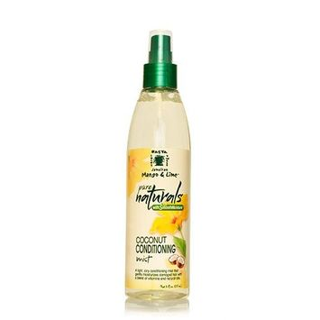 Jamaican Mango & Lime Pure Naturals Coconut Conditioning Mist, 8 Ounce