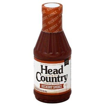 Head Country Bar-B-Q Sauce Hickory Smoke - 20oz