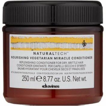 2 Pack - Davines Naturaltech Nourishing Vegetarian Miracle Conditioner 8.77 oz