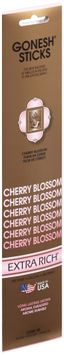 Gonesh® Extra Rich® Cherry Blossom Incense Sticks 20 ct Carded Pack