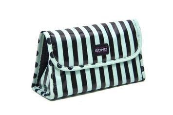 SOHO Sweet Shop Tri-Fold Cosmetic Clutch
