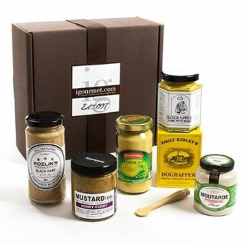 Mustards of The World Gift Box
