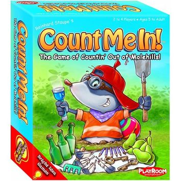 Playroom Entertainment Count Me In PLE76200