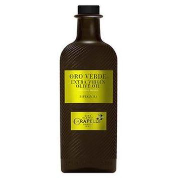 Carapelli Oro Verde Extra Virgin Olive Oil, 1 Liter (Pack of 2)