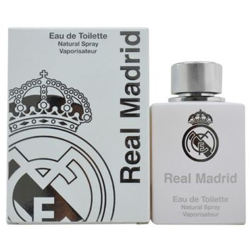 Real Madrid EAU DE Toilette 100Ml Vapo.
