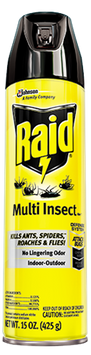Raid Multi Insect Killer 7