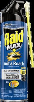 Raid Max Ant & Roach