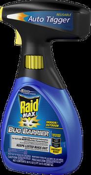 Raid Max Bug Barrier