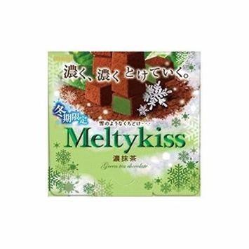 Meiji Meltykiss Chocolate Koi Matcha - 2016 Winter Limited