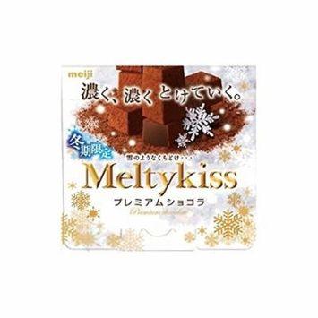 Meiji Meltykiss Chocolate Premium Chocolate - 2016 Winter Limited
