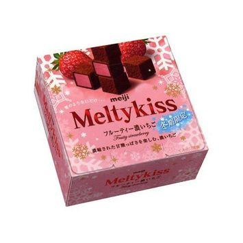 Meiji Fruity Strawberry Chocolate By Meiji