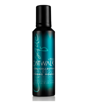 CATWALK Curl Collection Curlesque Strong Mousse