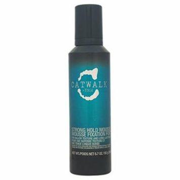 Catwalk Strong Hair Mousse, 6.7 Fluid Ounce