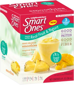 Smart Ones® Smart Delights Tropical Fruit Smoothies