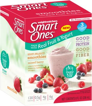 Smart Ones® Smart Delights Mixed Berry Smoothies